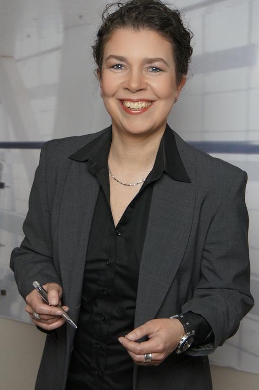 Portrait von Martina Schäfer