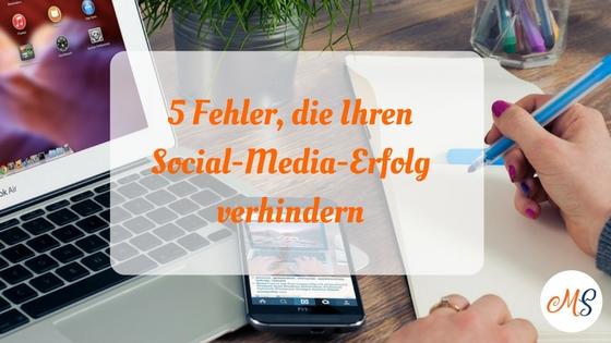 Welche 5 Fehler verhindern, dass Sie in den Social Media die Aufmerksamkeit neuer Gäste wecken