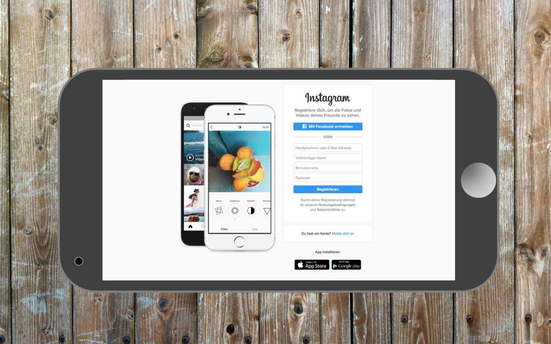 Was Sie über Instagram wissen müssen