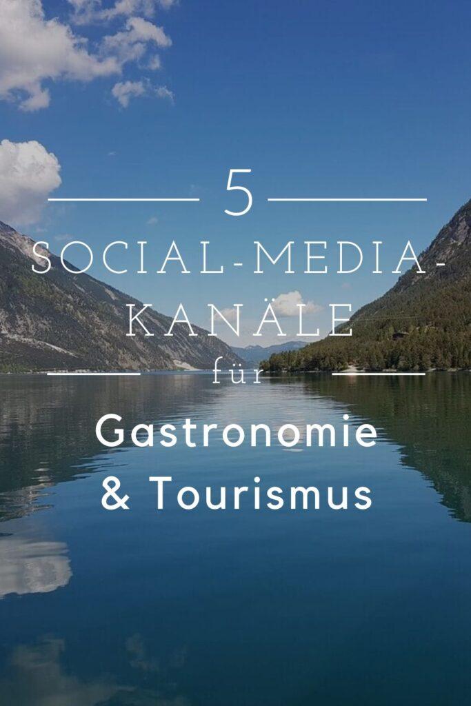 Soziale Netzwerke gibt es viele. Die Zeit sie zu pflegen ist knapp. Lesen Sie, welche Social-Media-Kanäle interessant für Hotellerie, Gastronomie und Destinationen sind. #SocialMedia