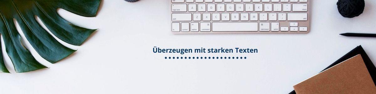 Titelbild der Webseite Text für erfolgreiches Content Marketing von Martina Schäfer